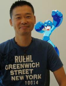 Keiji Unafune - Criador