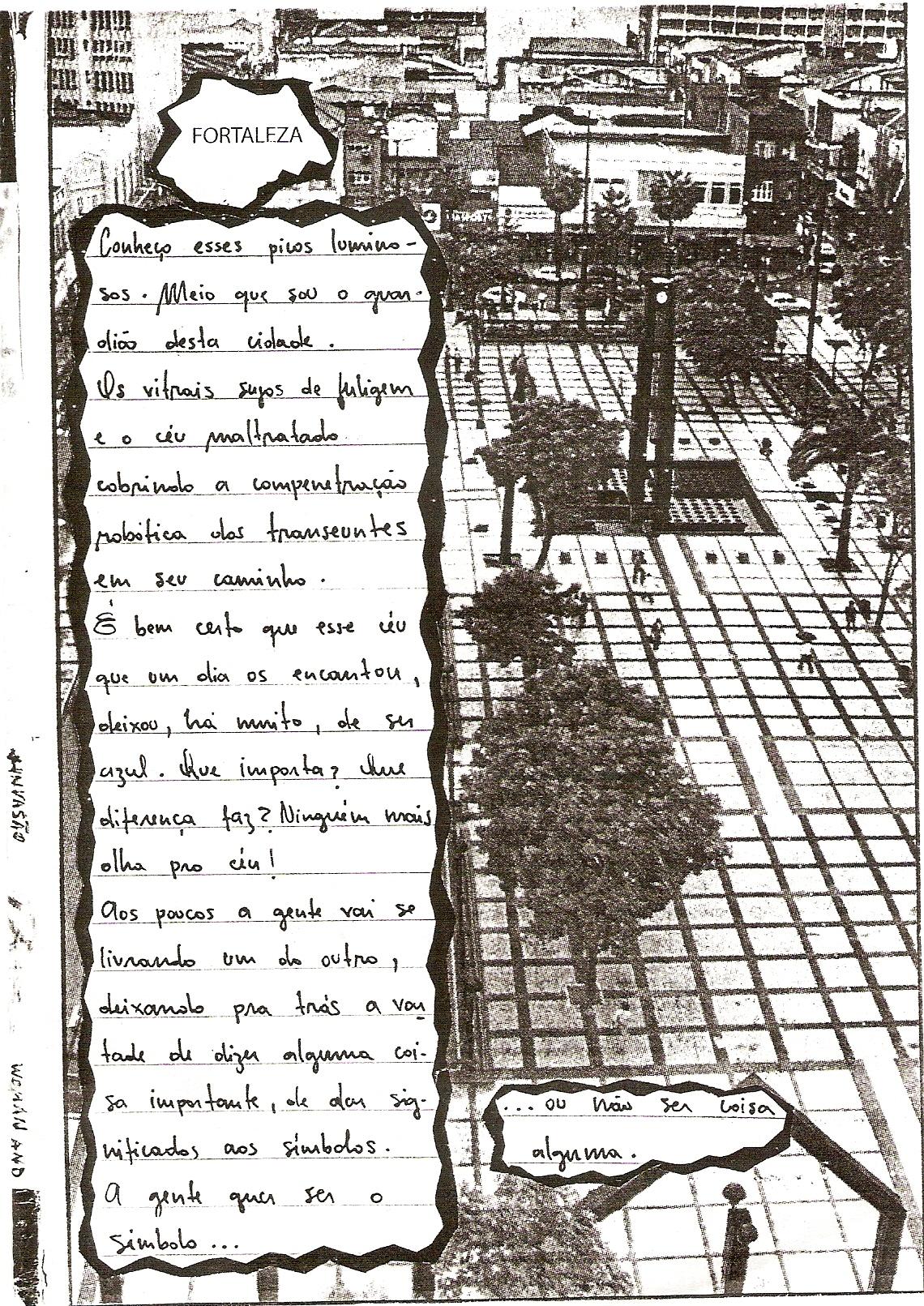 Esputinique de Fernanda Meireles