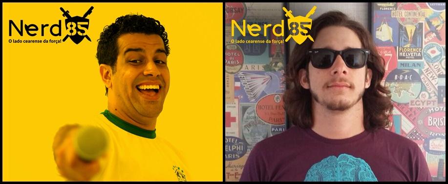Vinicius Bozzo e Renan Fernandes.